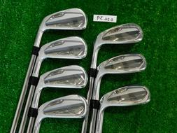 Titleist T100 Forged Irons 4-P AMT Tour White S300 Stiff Ste