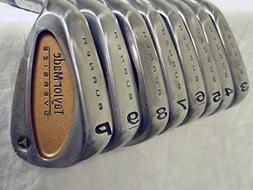 Taylor Made Burner Oversize Irons Set 3-PW  Golf Clubs