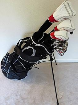 TaylorMade Mens Complete Golf Set - Right Handed Regular Fle