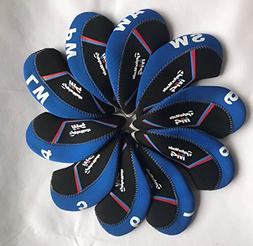 Taylormade M4 Iron Headcovers for Golf, 4-AW, RH.
