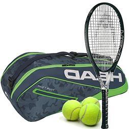 HEAD Titanium Ti S6 Extended/Oversized 16x19 Tennis Racquet