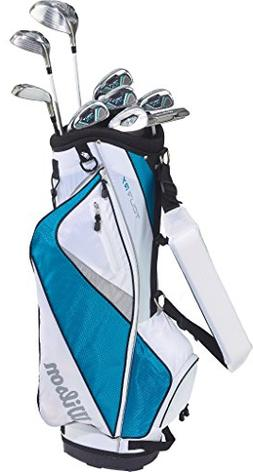 Wilson Ladies Tour RX Package Set Ladies +1 Right Hand