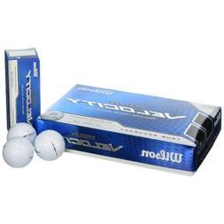 Wilson Tour Velocity Accuracy Golf Ball , White
