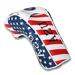 Craftsman Golf Stars and Stripes American USA US Flag Driver