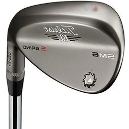 Titleist Vokey SM6 Steel Gray Wedge Right 54 10 S Grind True