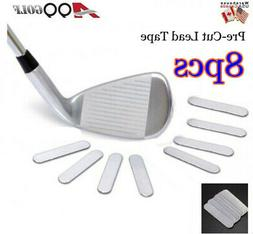A99 Weighted Lead Tape Add Power / Weight on Golf Tennis Rac