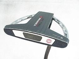 ODYSSEY WHITE STEEL Tri-BALL SRT Putter - Golf Club