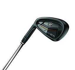 Wilson Staff Men's FG TOUR M3 STL Golf Club Iron Set, Stiff,