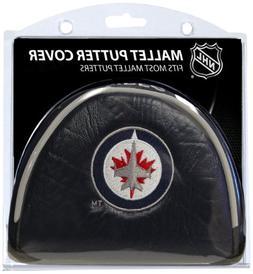 Winnipeg Jets NHL Putter Cover - Mallet