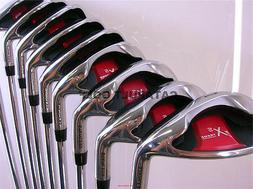 Womens Petite Ladies GOLF CLUBS Wide Sole Iron Set Lady Grap