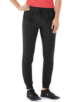 Champion Women's Jersey Jogger Pocket Pants