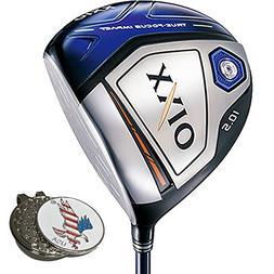XXIO X Driver, Right Hand, Loft 8.5, Stiff + 1 Custom Ball M