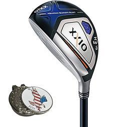 XXIO X Hybrid, Right Hand, H4, Regular + 1 Custom Ball Marke