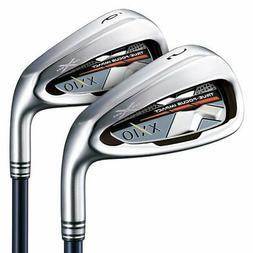 x irons set golf new