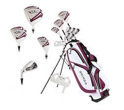 Aspire X1 Ladies Womens Complete Golf Club Set Includes Driv