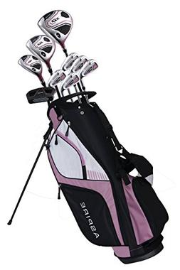 lightweight golf club set right
