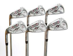 Adams XTD Tour A Iron Set 5-PW Stock Steel Shaft Steel Stiff