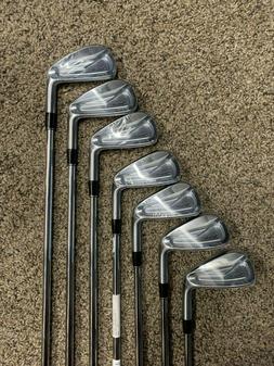 Srixon Z785 Iron Set 4-PW Modus 120 Stiff Flex Shafts Golf P